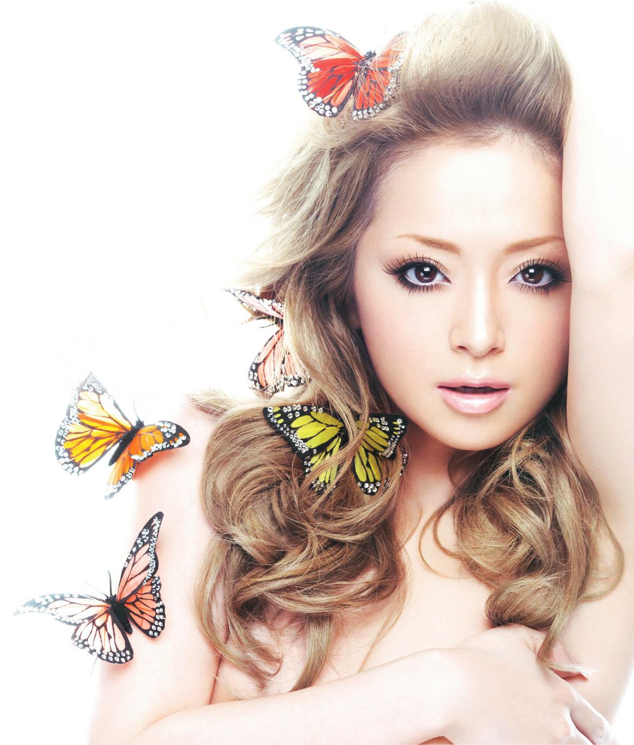 [Magazine] Ayumi Hamasaki 2002-12-30 AERA   Ayumi Hamasaki 2012