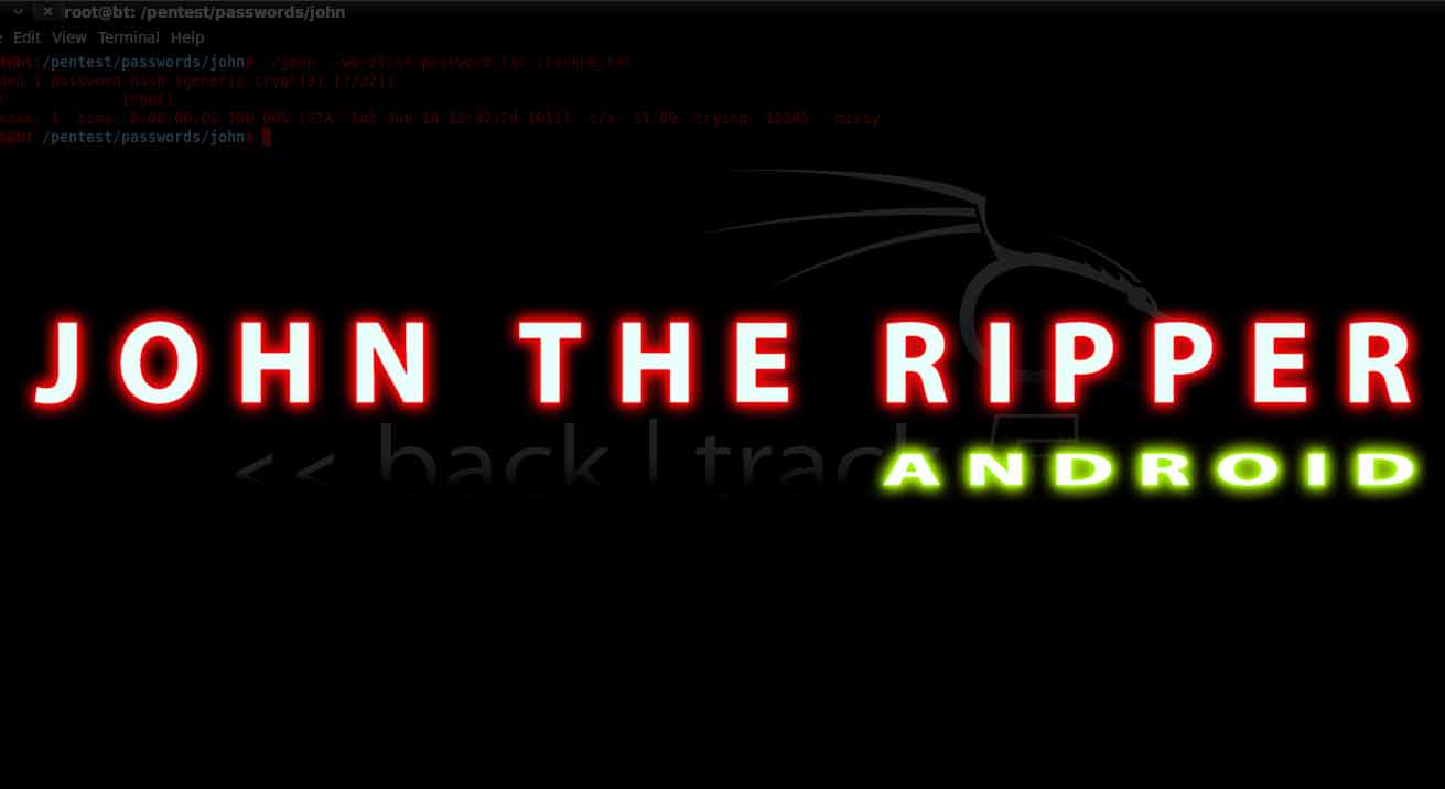 John The Ripper Password Cracker - Android - Best Android Apps-5339