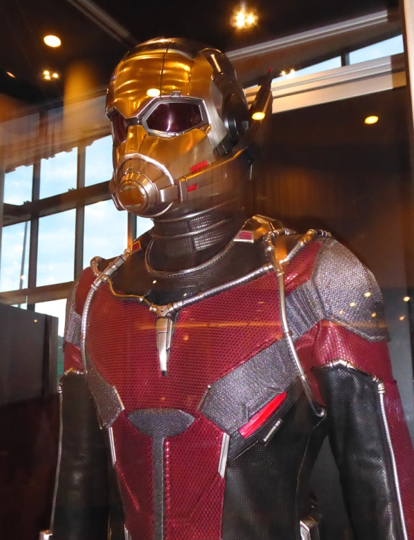 AntMan suit detail Captain America Civil War