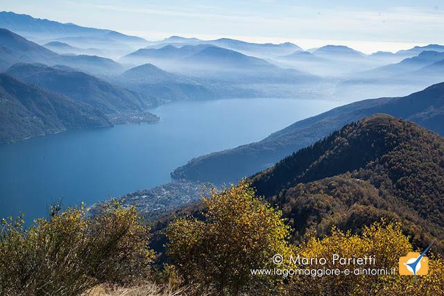 Cannobio, Maccagno, Luino e lago Maggiore