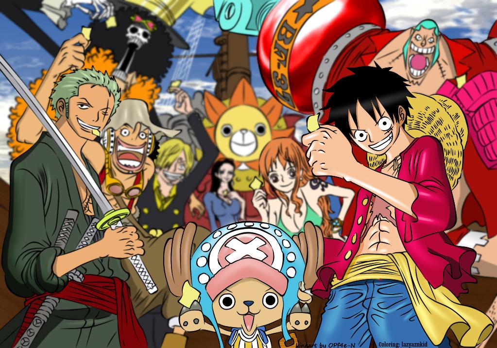 One Piece Chap 677 - Truyen.Chap.VN