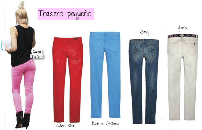 Tips para encontrar el jeans adecuado