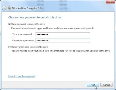 HOW TO GIVE PASSWORD TO YOUR PENDRIVE?
