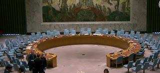 Το Συμβούλιο Ασφαλείας, διχασμένο