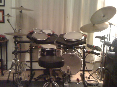 e doctor smith 39 s blog creating a modern electronic drum kit. Black Bedroom Furniture Sets. Home Design Ideas