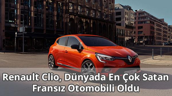 Yeni Renault Clio Ödül Aldı