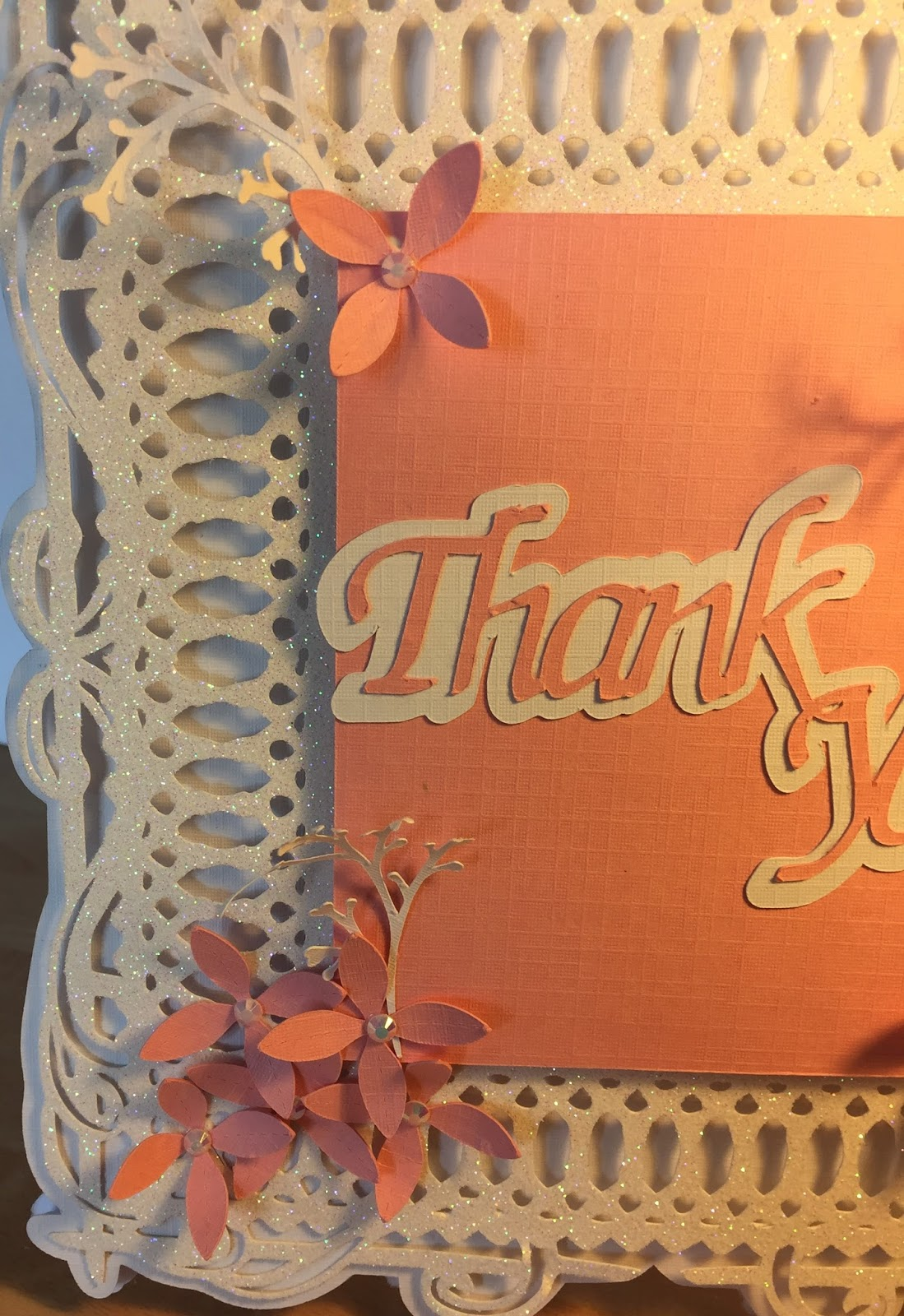 Debs Cards Thank You Card