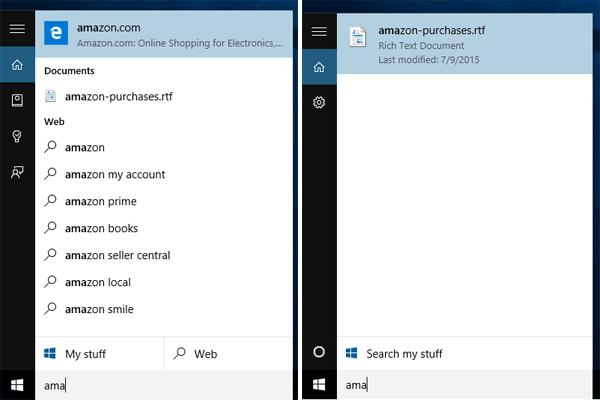 Cara Menonaktifkan Results/hasil Pencarian Web di Windows 10
