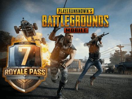 bocoran season 7 pubg mobile pass royale