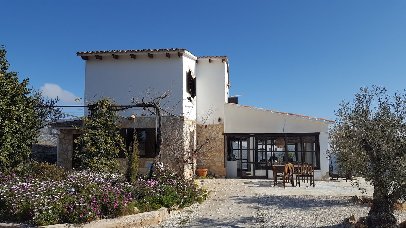 La Pananvista Villa, Cycling Accommodation, Tàrbena, Alicante