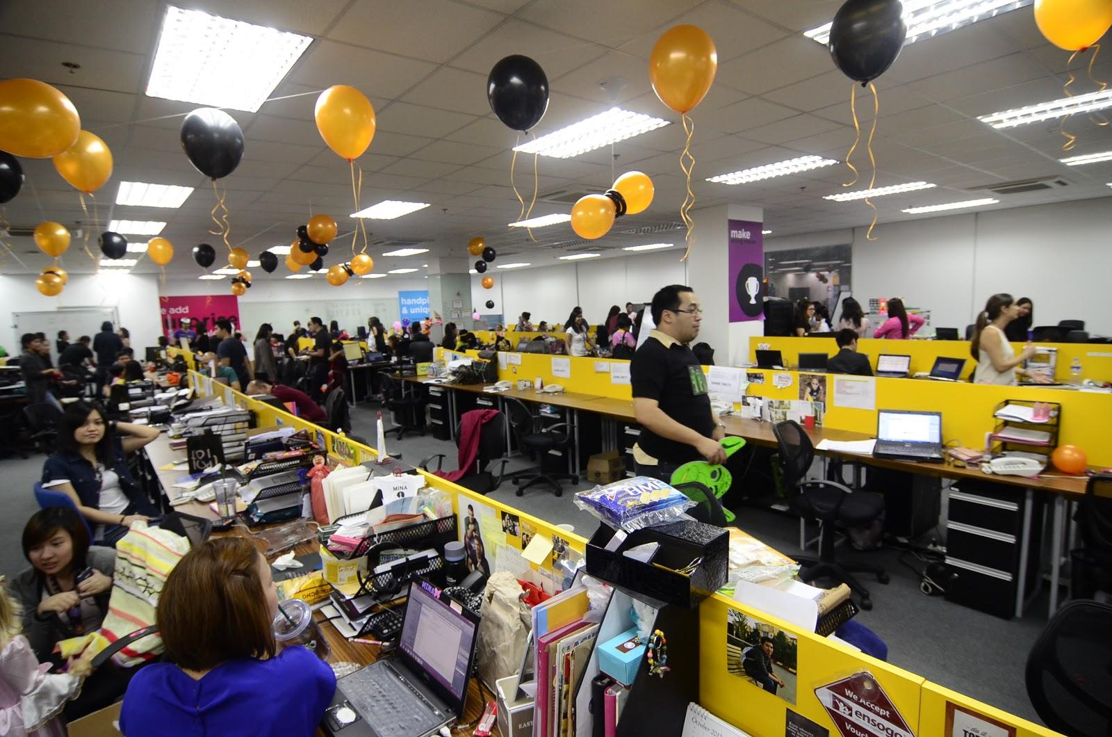 26 Wonderful Office Halloween Decorating Contest Ideas ...