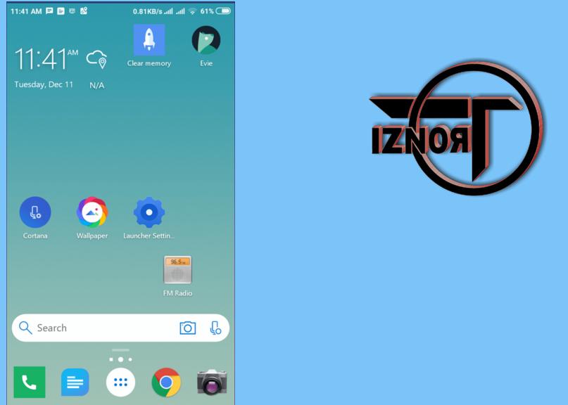 3D launcher | best android launcher 2019 » TRONZI