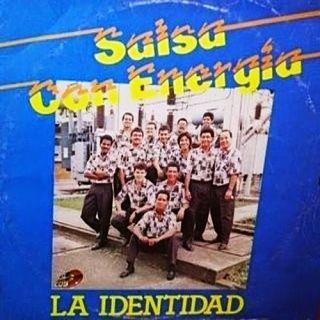 SALSA CON ENERGIA - LA IDENTIDAD (1991)