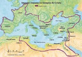 Imperio romano en tiempos de Cristo