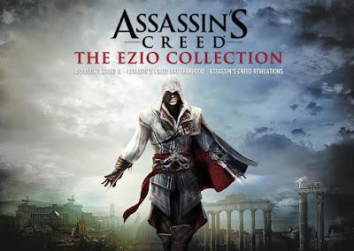 La mejor trilogía de Assassin's Creed 'The Ezio Collection' es anunciada por Ubisoft