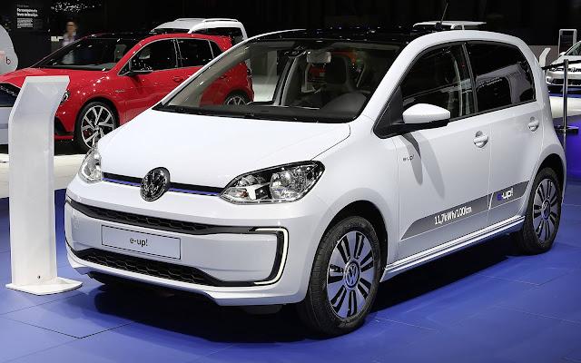 Novo Volkswagen Up! 2017