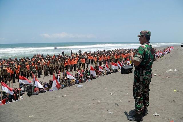 Karena Hal Ini TNI Apresiasi Relawan Kemanusiaan PKS