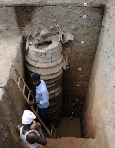 Chennai's ancient trade link with Rome unearthed