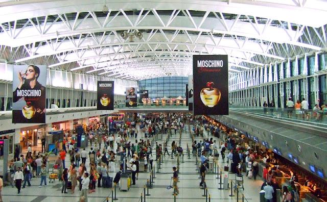 Sobre o aeroporto Ezeiza em Buenos Aires
