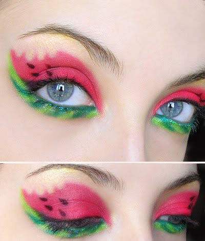 Resultado de imagen para maquillaje creativo