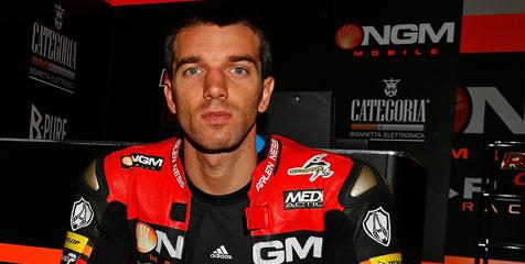 De Angelis Gantikan Edwards Mulai MotoGP Ceko