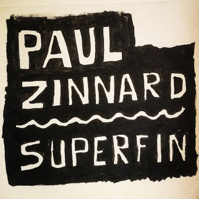 Paul Zinnard - Superfin (EP) (2019)