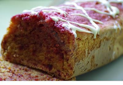 Ciasto z buraczkami