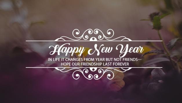 Kumpulan Kata Kata Ucapan Selamat Tahun Baru 2019 Happy New Year