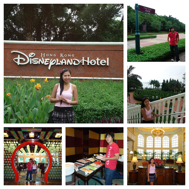 Explore Disneyland Resort and breakfast at Disney Land hotel Hongkong | Do-it-yourself Tour