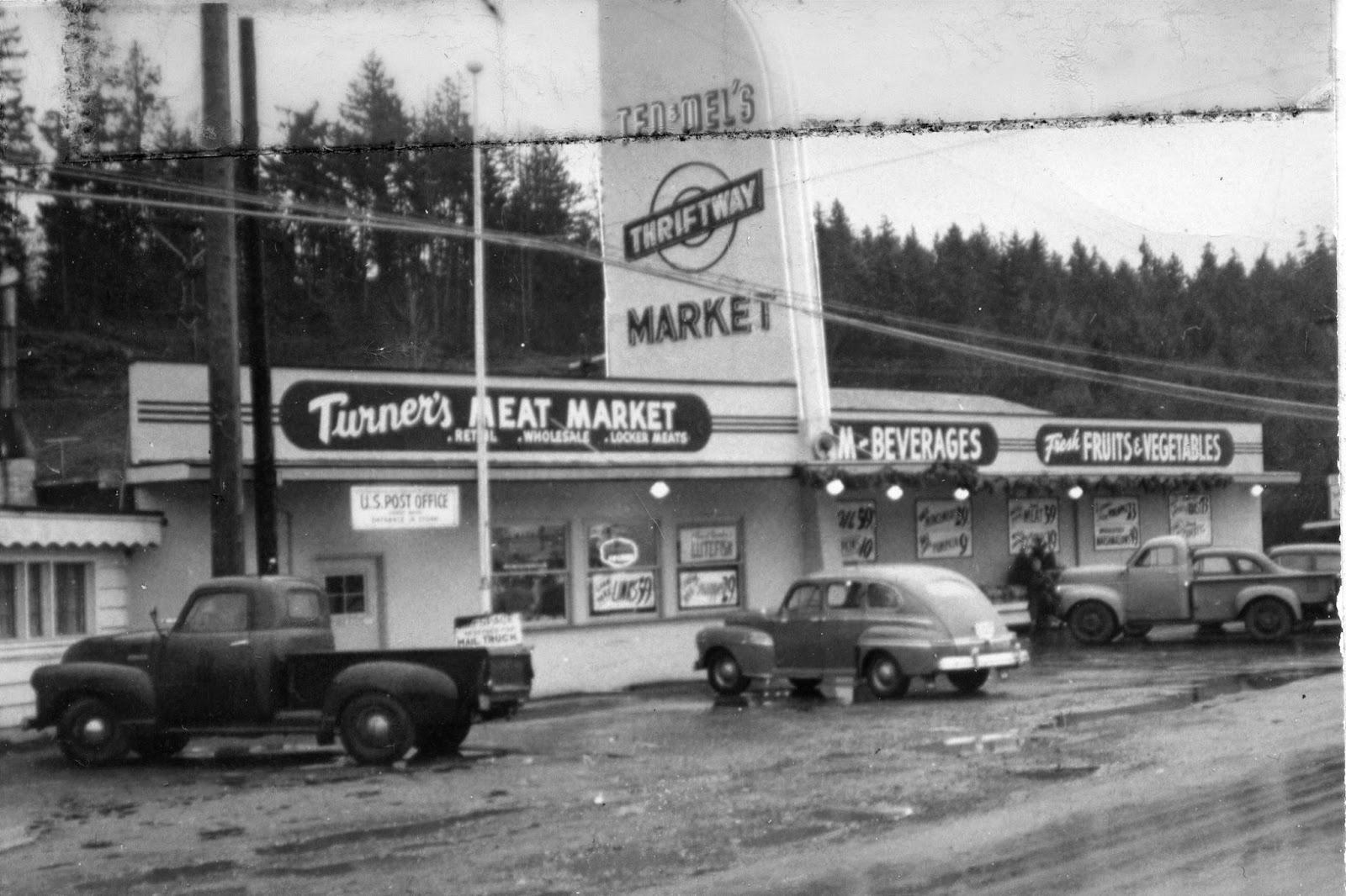 1949 ted mel s market