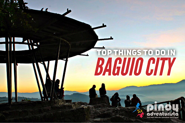 Things to do in Baguio Travel Guide Blog Tourist Spots