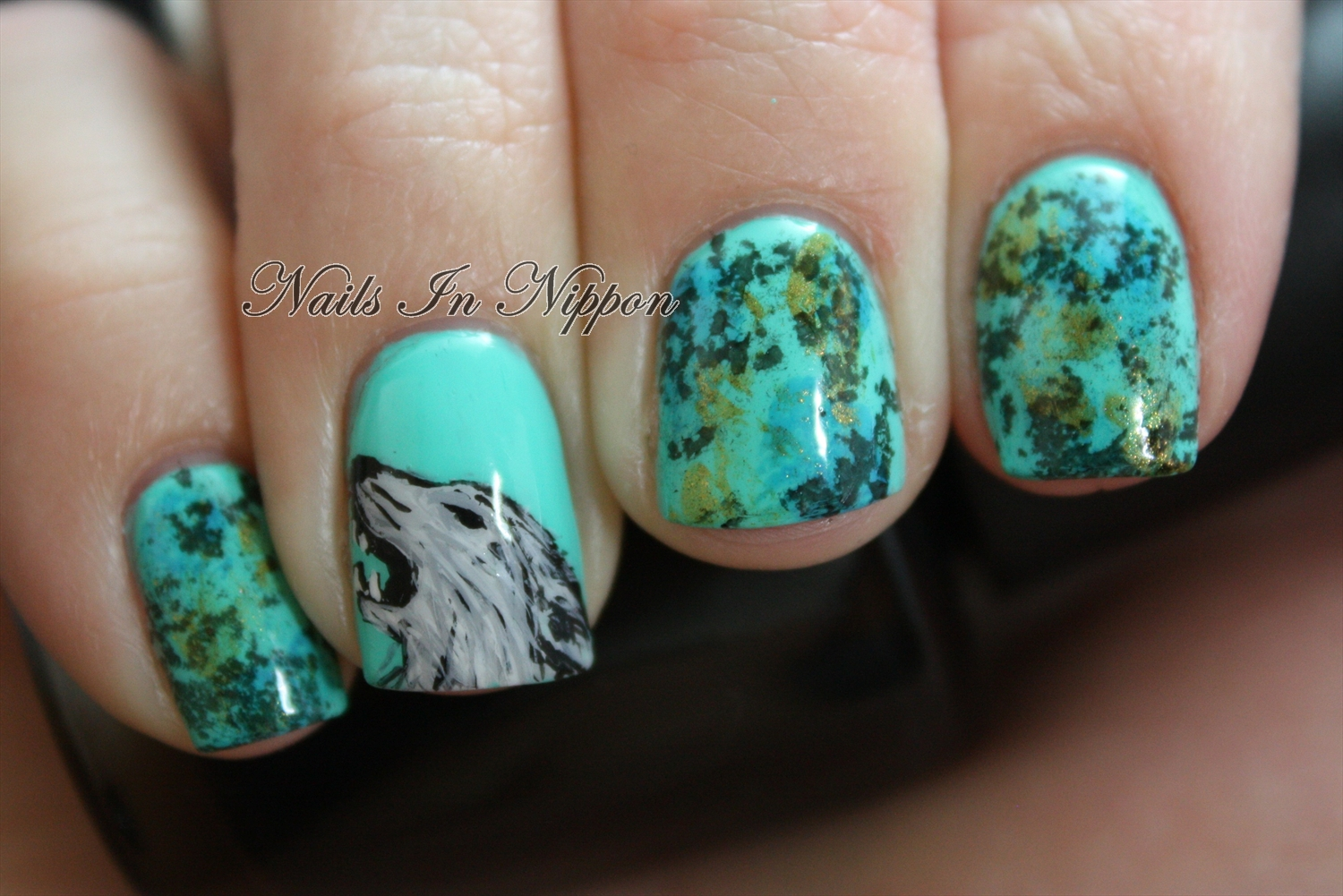 Nails In Nippon: Native American Nails