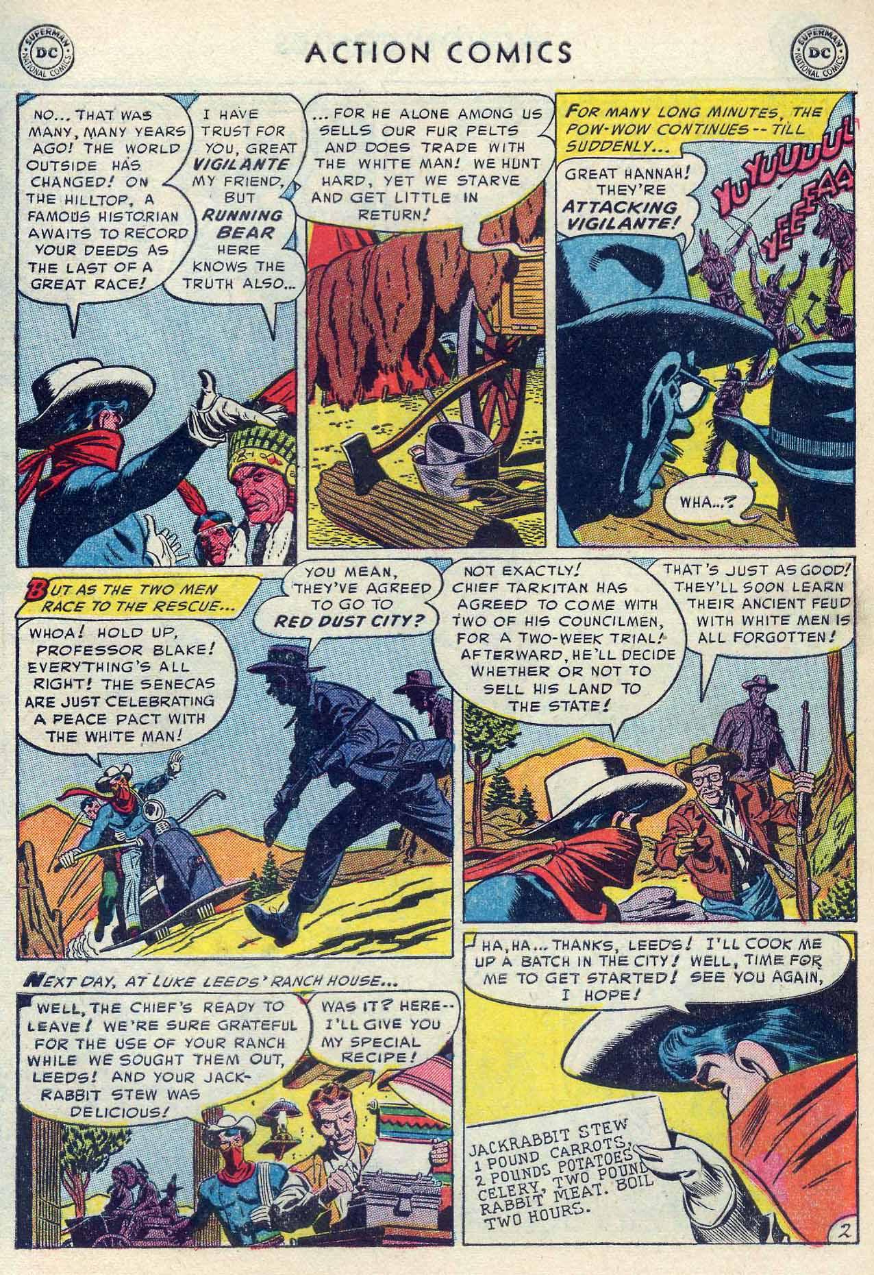 Action Comics (1938) 190 Page 34