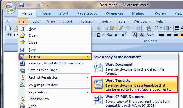 The Writers Greenhouse Microsoft Word For Writers How To Make A