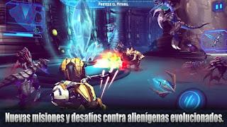 5 Impresionantes Juegos Shooter Multijugador Online Para Android