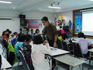 กิจกรรม อบรมค่ายพัฒนาคะแนน ONET  ที่โรงเรียนหนองบัววิทยายน โดยพี่ๆติวเตอร์จาก Tutor Ferry