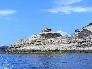 Promenade en bateau autour de Bonifacio
