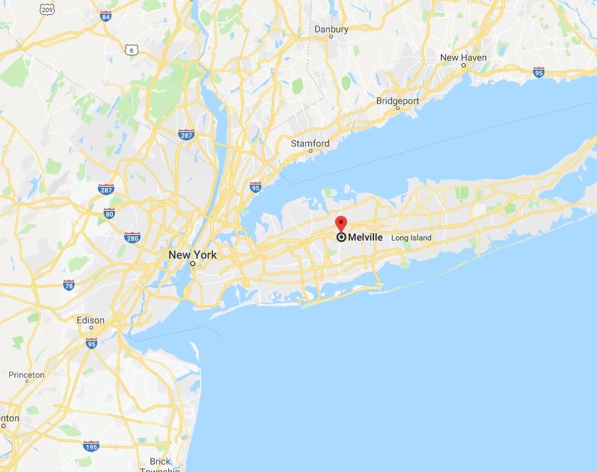 Long Island To Doylestown