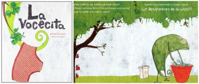 mejores cuentos niños 5 a 8 años, la vocecita, divertido