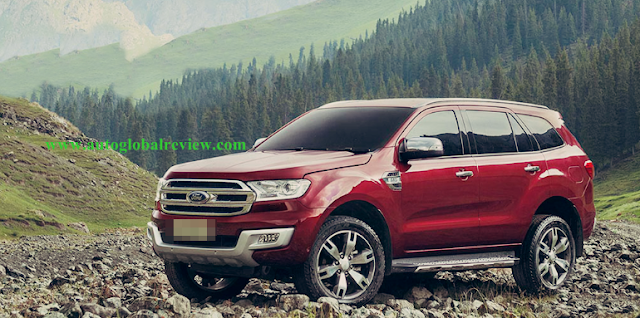 Ford Everest TDCi 4×4 XLT Review