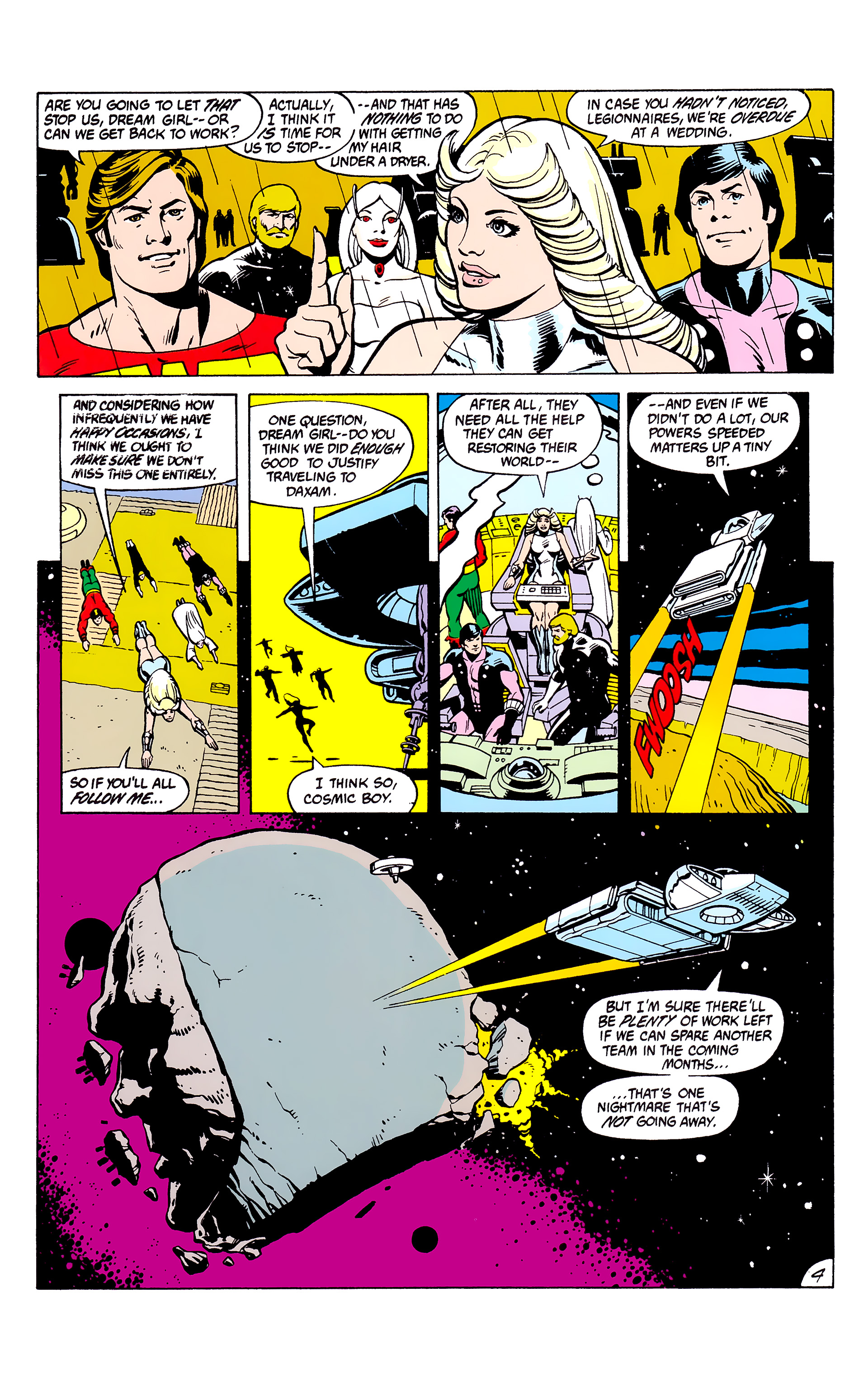 Legion of Super-Heroes (1980) _Annual_2 Page 4