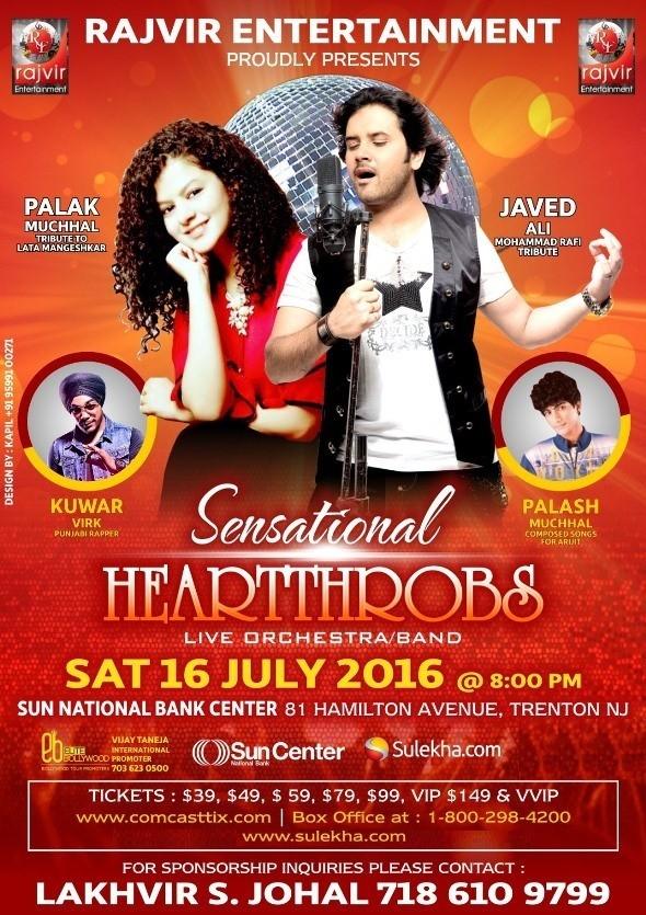Javed Ali Live Concert