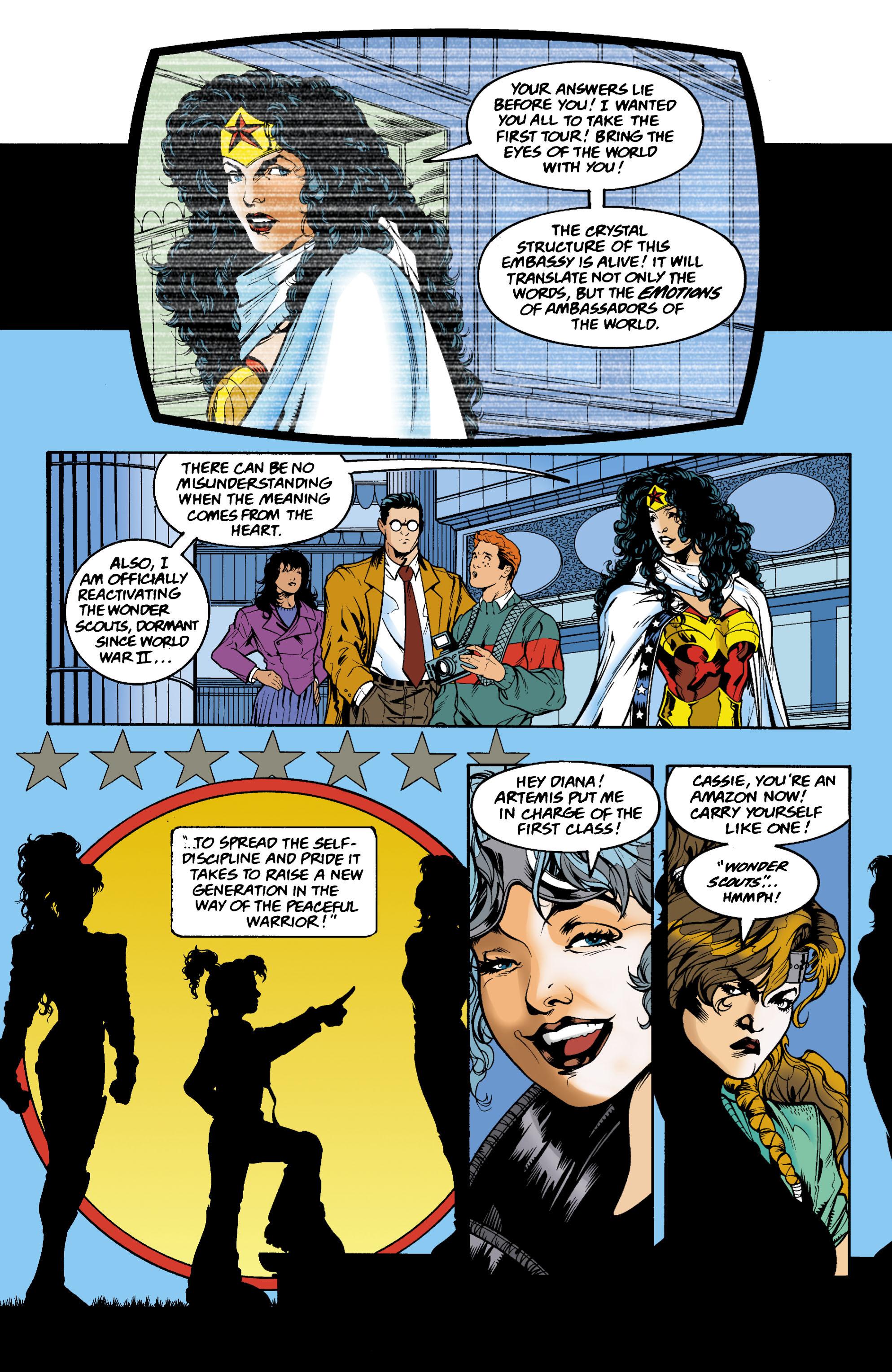 Read online Wonder Woman (1987) comic -  Issue #159 - 21
