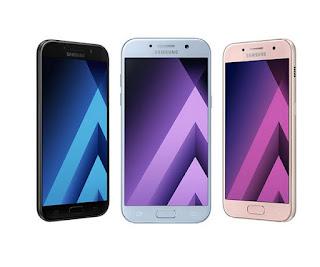 Harga Samsung Galaxy A3 2017 Lengkap Dengan Spesifikasinya