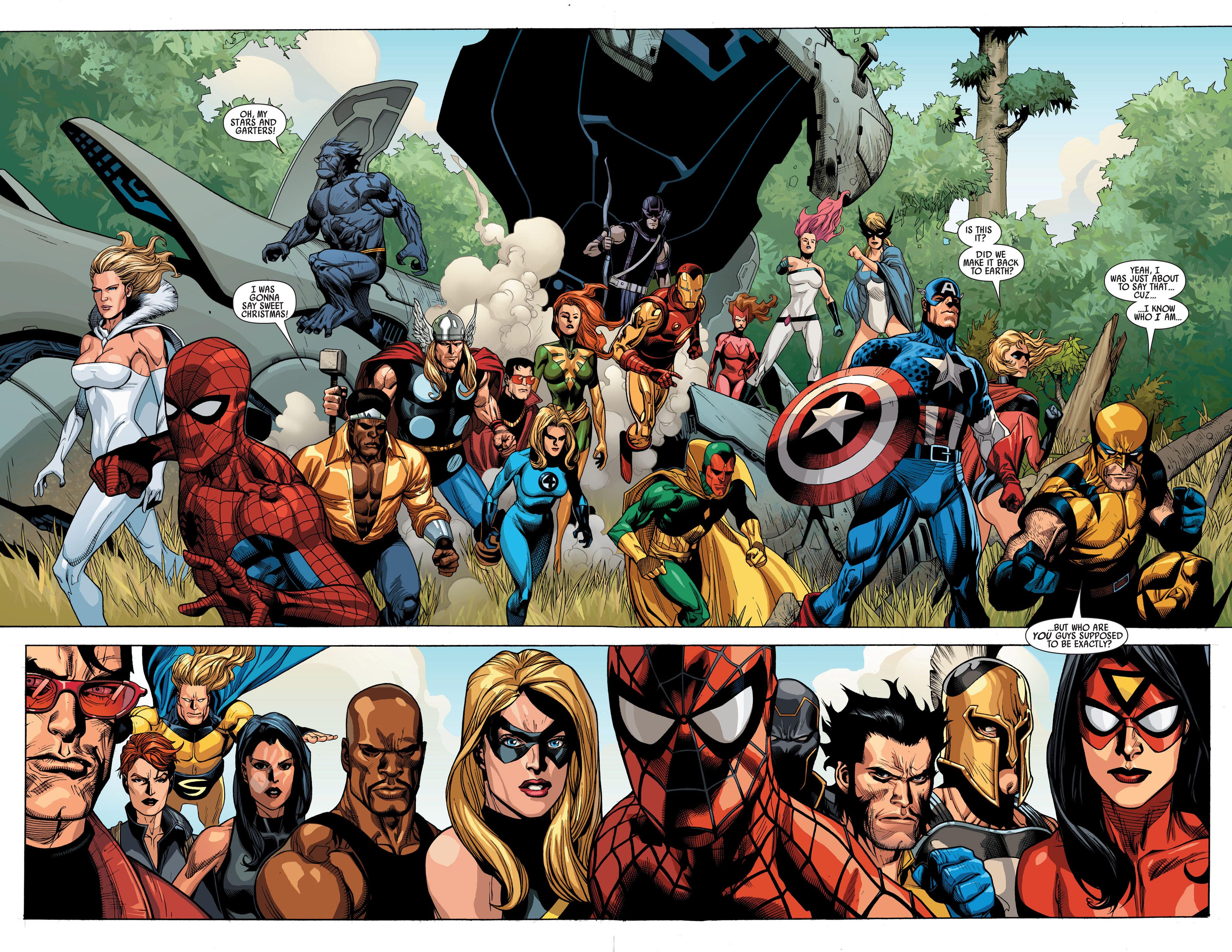 Read online Secret Invasion comic -  Issue #1 - 33