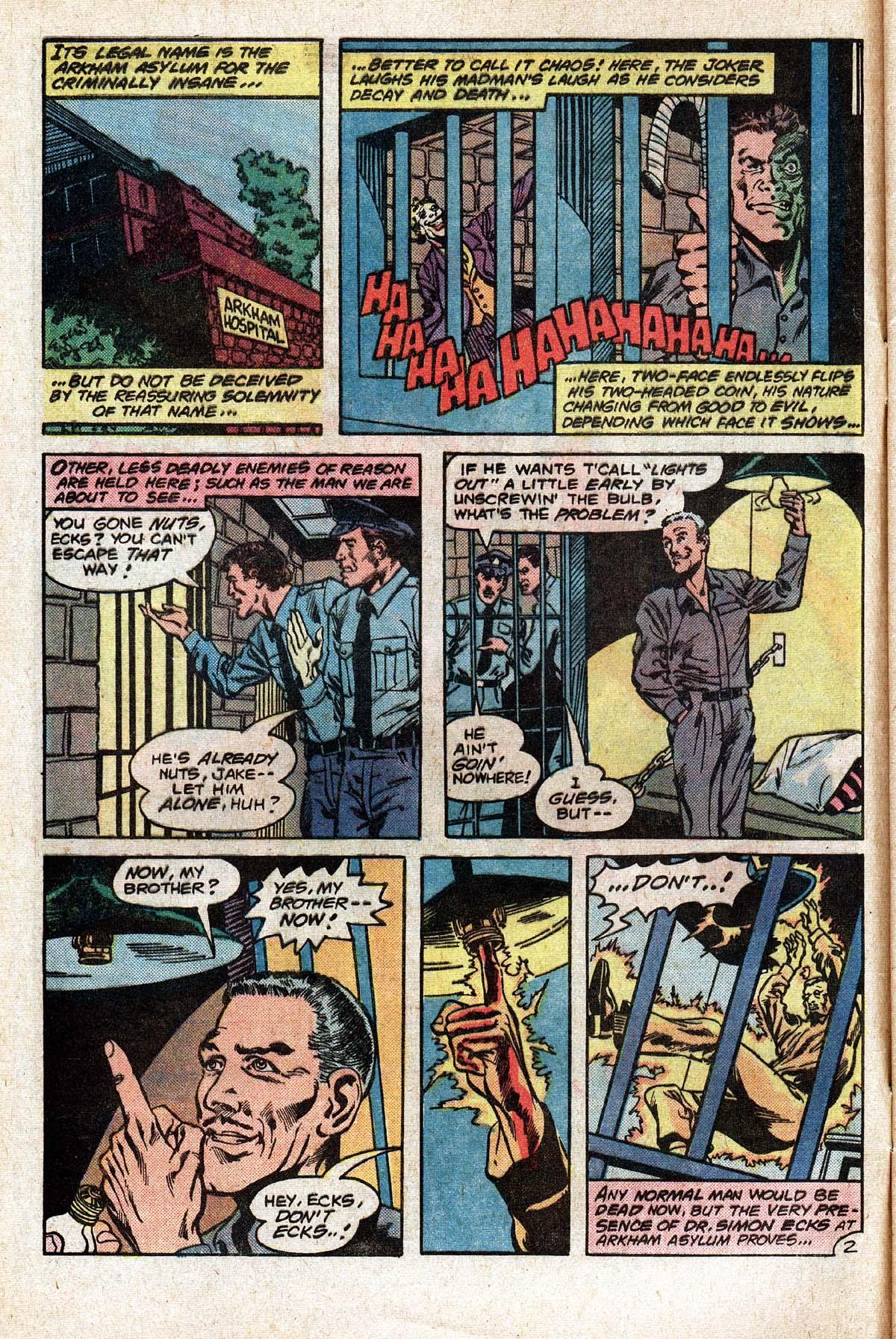 Read online World's Finest Comics comic -  Issue #276 - 4