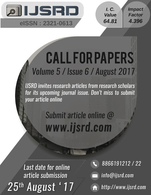 Submit Manuscript/Research Paper online