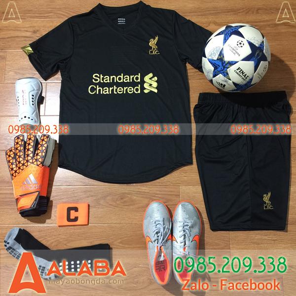 Áo CLB Liverpool 2019 Màu Đen