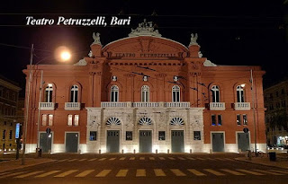 Bari Petruzzelli theatre Loving San Francisco