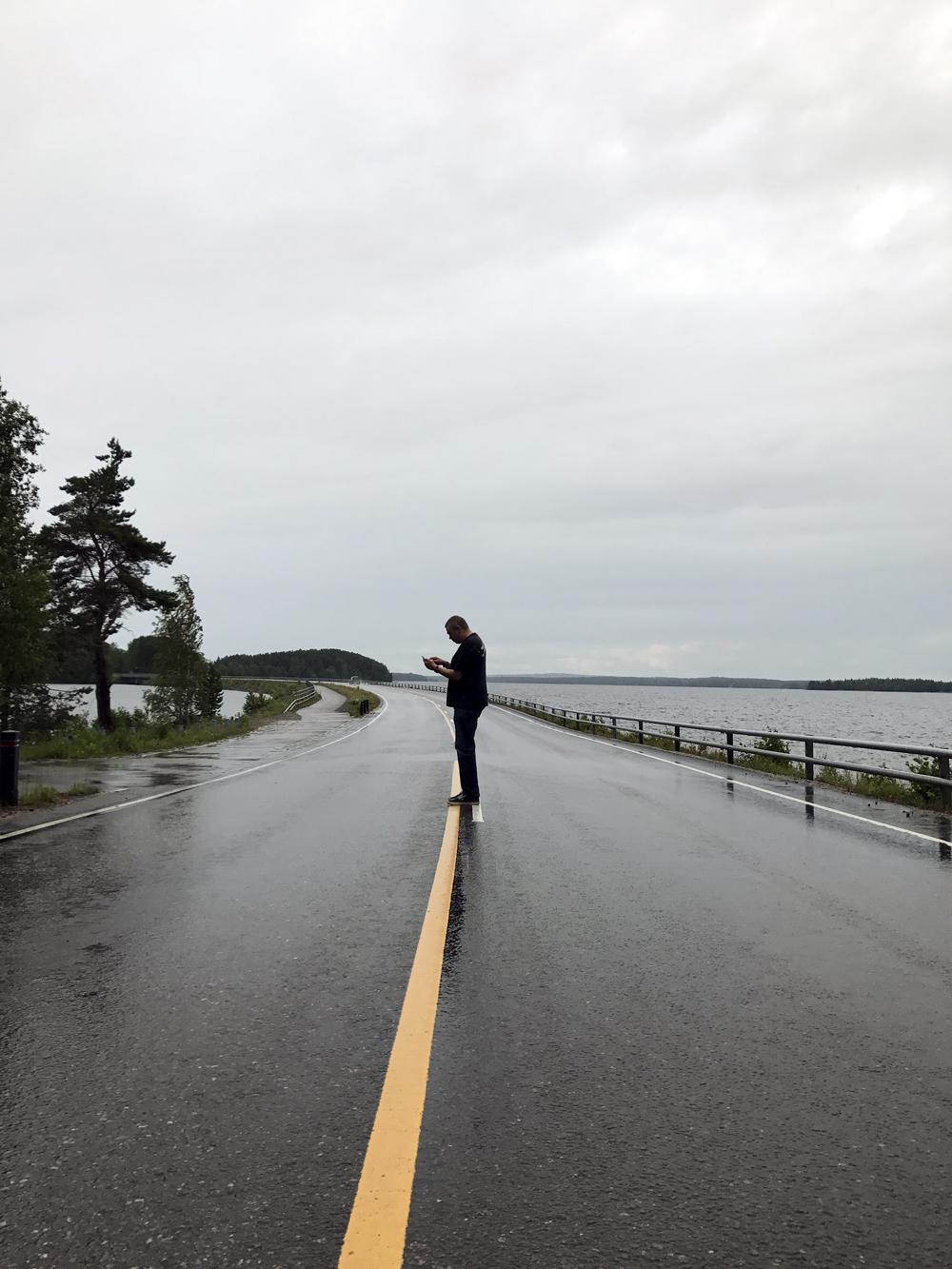 Keski-Suomen roadtrip 1